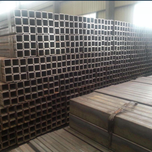 Q235B Square and Rectangular steel pipe