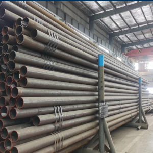 Seamless pipe ASTM A333 steel pipe