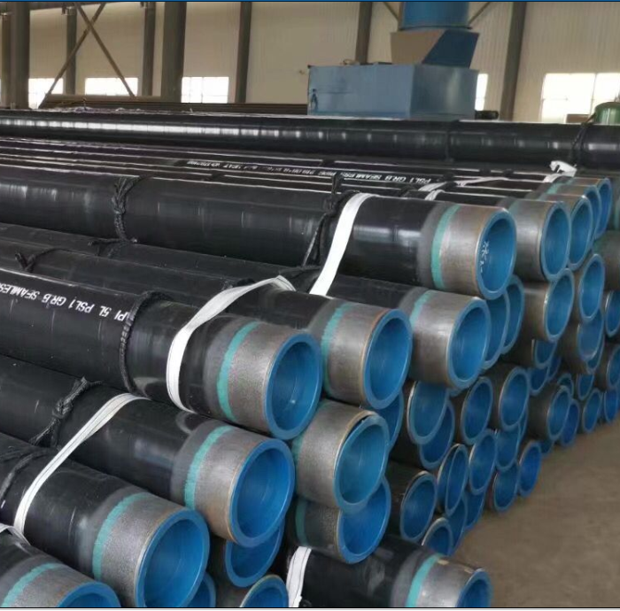 3PE/3PP/FBE/TPEP COATING SEAMLESS PIPE Featured Image