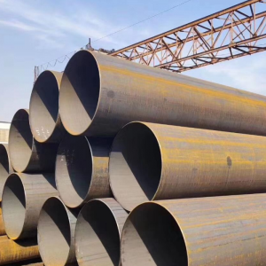 LSAW steel pipe for piling pipe ASTM A252