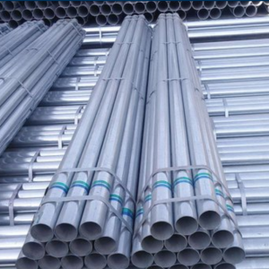 BS1387 galvanized steel pipe