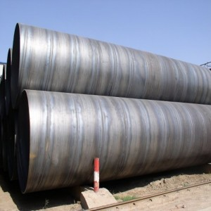 Spiral welded Pipe ASTM A252 Pipe
