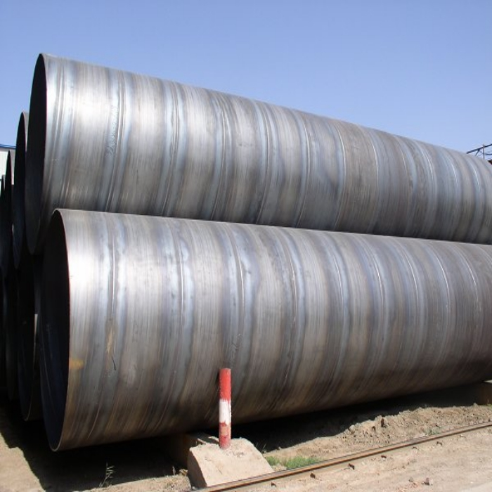 Spiral welded Pipe ASTM A252 Pipe Featured Image
