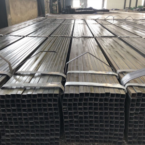 Q235B 10*10-40*40  1.1/1.2mm  Square and Rectangular steel pipe