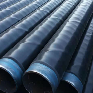 3PE/3PP/FBE/TPEP Coating ssaw pipe