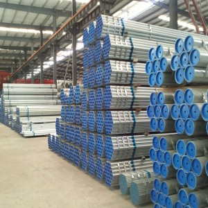 Panas-dipped galvanized