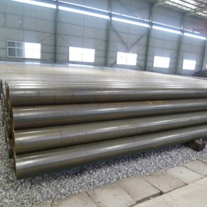 Erw Piling pipe ASTM A252 steel pipe