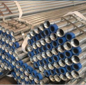 BSP THREAD galvanized pipe