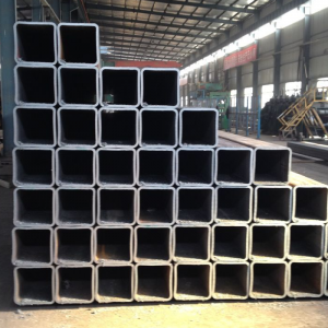 BS EN10219 Square and Rectangular steel pipe