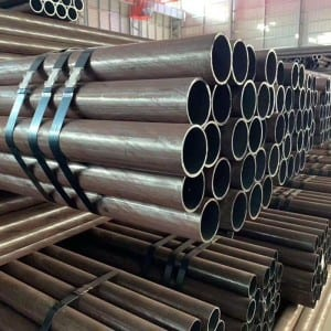 Struktur Seamless pipe