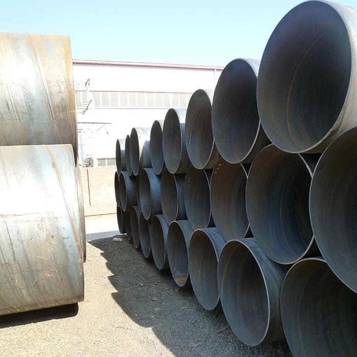 OEM China Welded Square Steel Pipe -