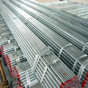 Galvanized pipe Greenhouse Pipe