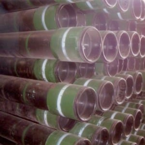 Seamless Pipe Casing