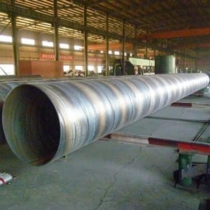 One of Hottest for Erw Lsaw Ssaw Spiral Steel Pipe -