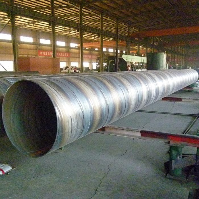 OEM Supply Spiral Welded Steel Pipe -